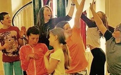 Theatre Workshop: Ages 10+