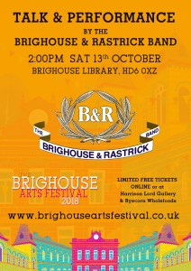 Brighouse & Rastrick Band | Talk @ Brighouse Library | England | United Kingdom