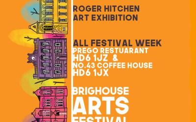 Roger Hitchen | Art Exhibition