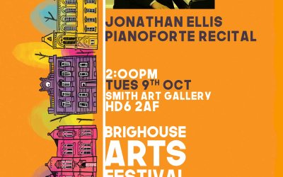 Jonathan Ellis | Pianoforte Recital