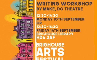 Make Do Theatre Writing Workshop