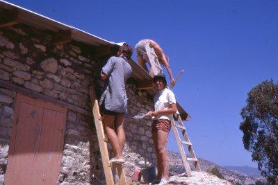 School Leavers Cyprus 1969