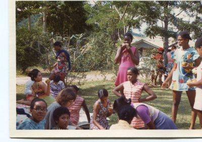 Hampton School, Jamaica 1975