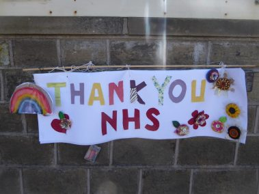 NHS Banner Ursula