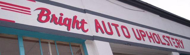 Auto Upholstery Portland | Bright Auto Upholstery