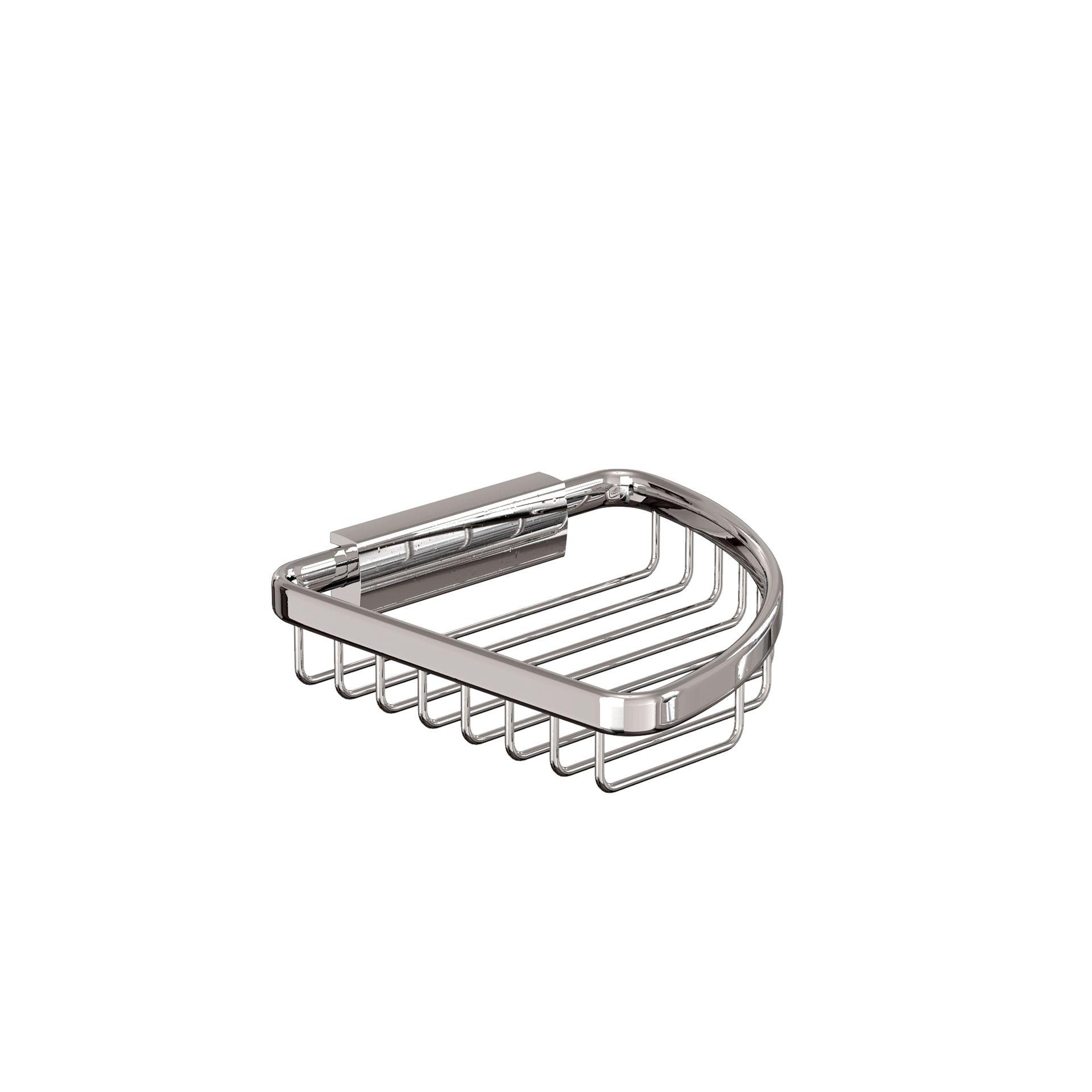 Britton Small Corner Wire Basket