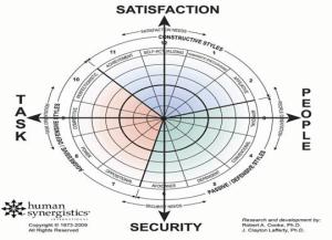 Human Synergistics' Organizational Culture Inventory