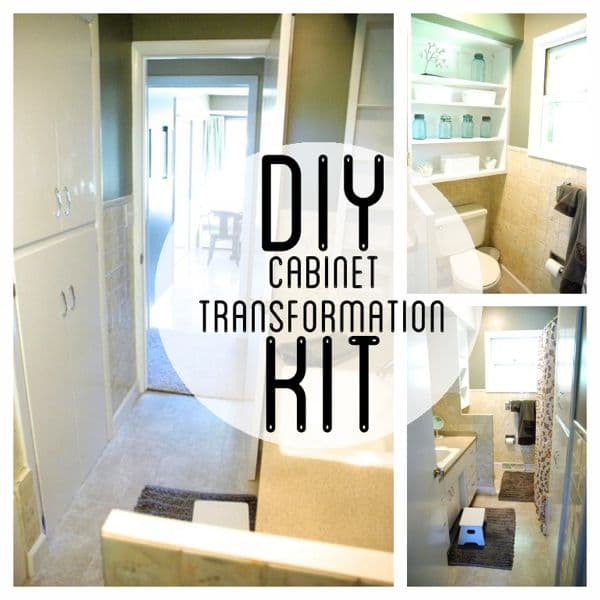DIY Cabinet Transformations Tips for Painting Cabinets