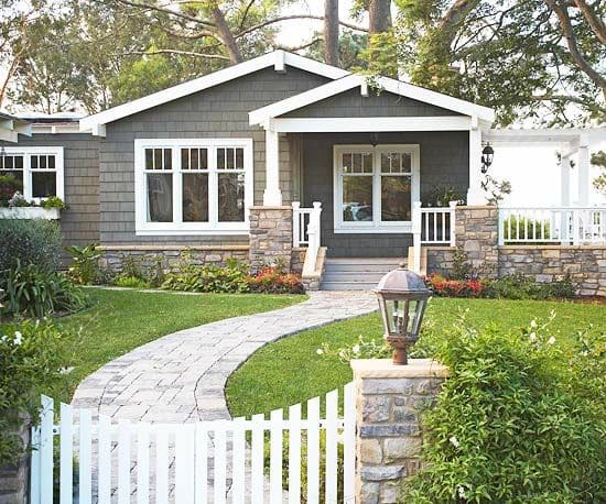Craftsman versus ranch remodel decisions for Rambler house vs ranch house
