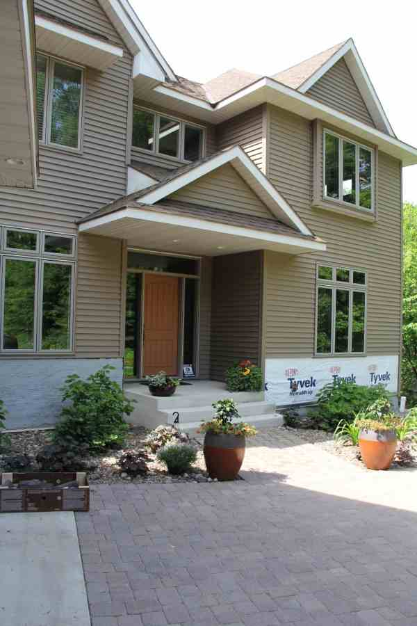 How to add cultured rock to the exterior of a house