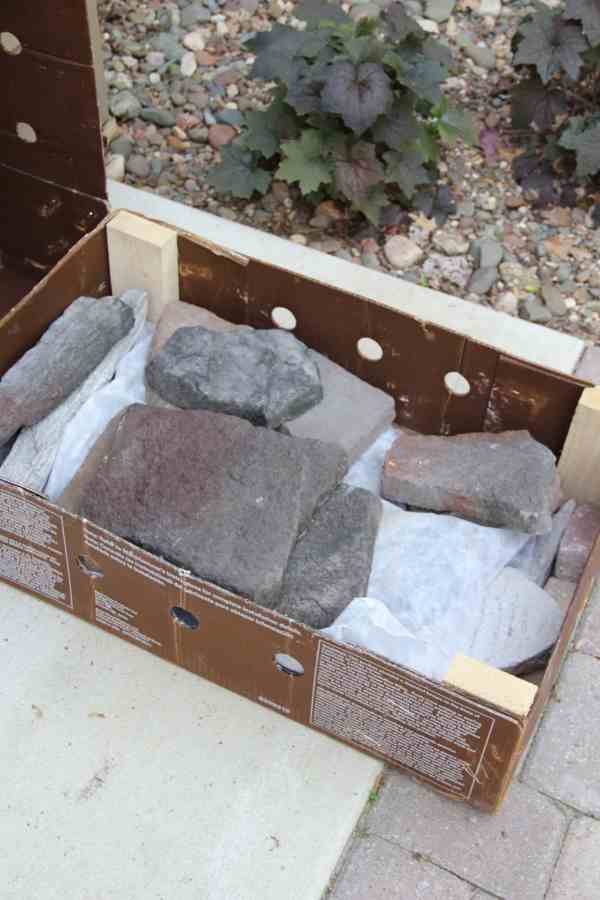Adding cultured stone to home exterior