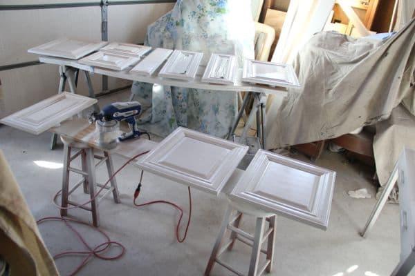 Minwax Gel Stain Kitchen Cabinets