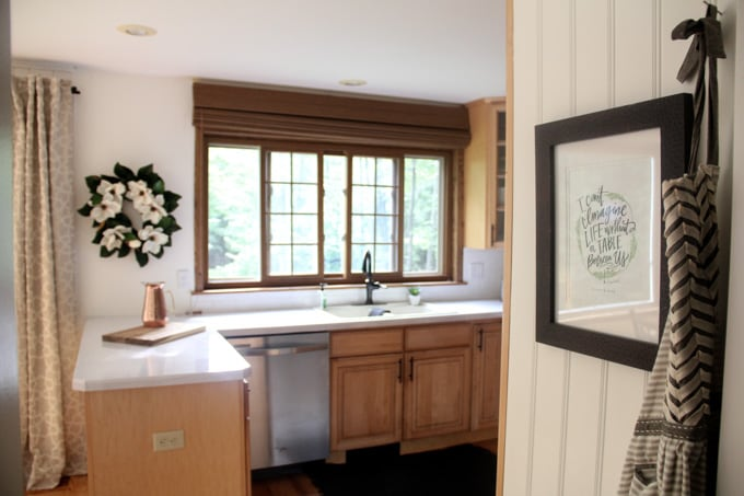 Installing Contact Paper Counters
