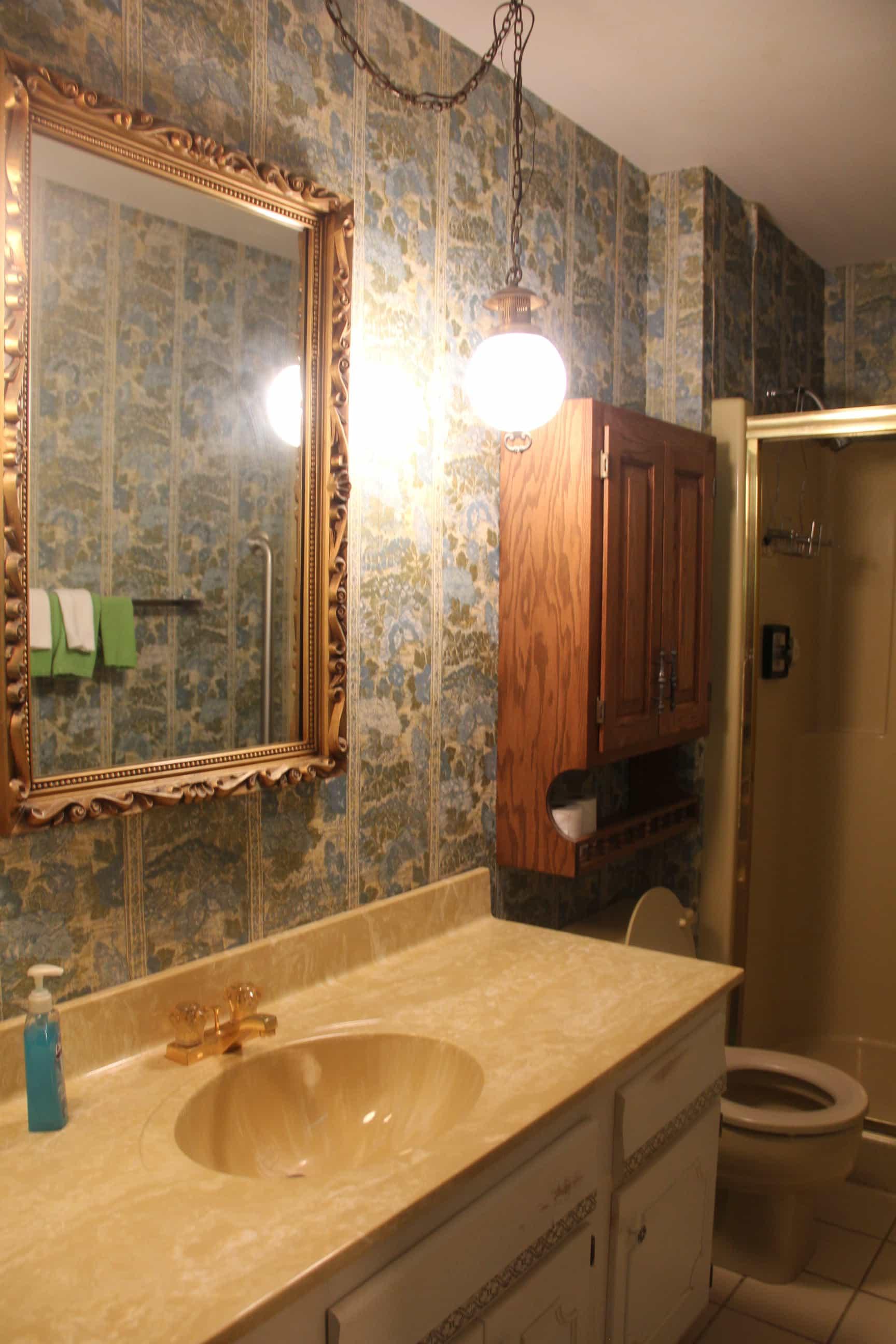 Best Kitchen Gallery: Modern Bathroom Design Inspiration Bright Green Door of Bathroom Design Inspiration  on rachelxblog.com