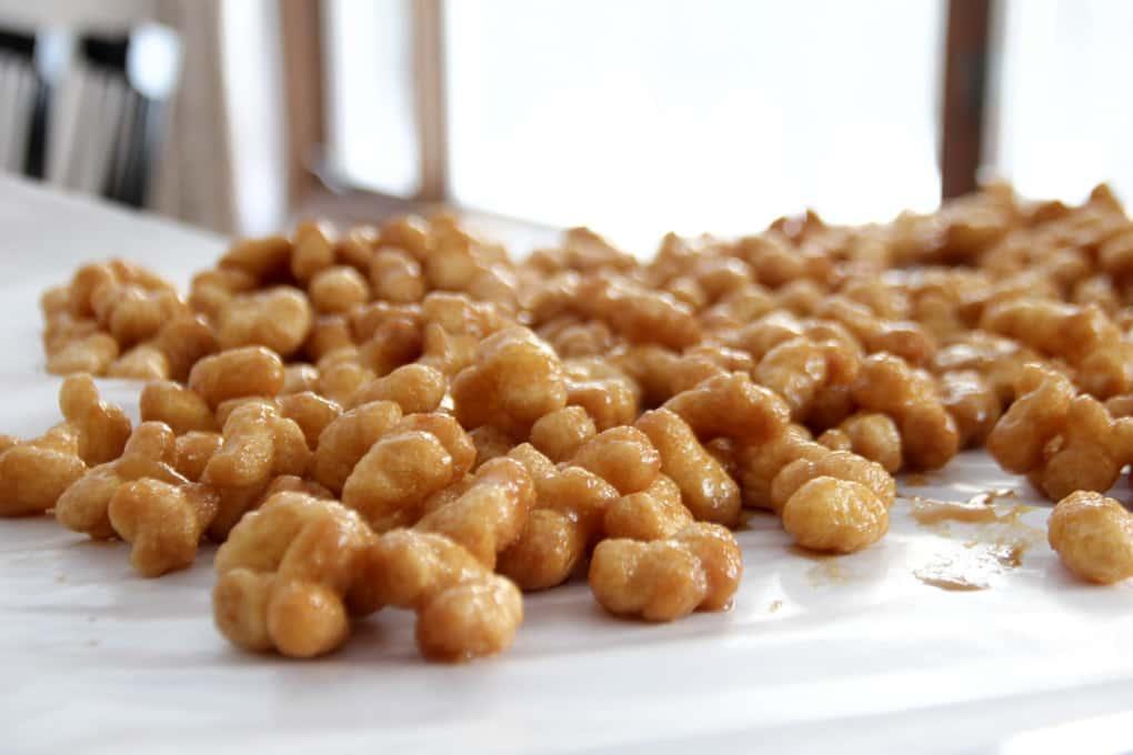 Caramel Puff Corn Recipe