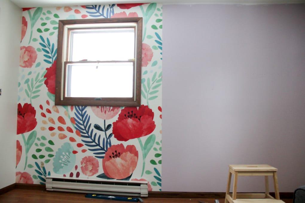 Adhesive Mural Wallpaper