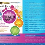 kemet fm Health Party invite