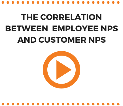 The Correlation Between Employee NPS and Customer NPS