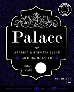 Arabica Robusta blend for espresso