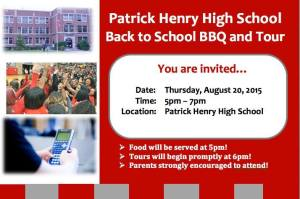 Patrick Henry BBQ