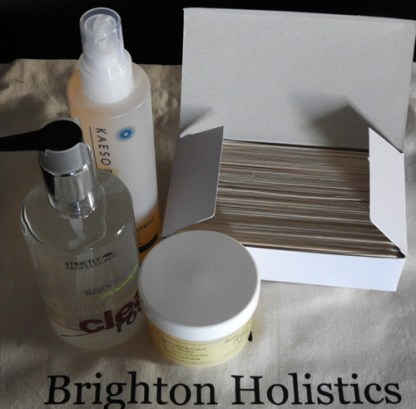 Brighton Holistics Starter kit
