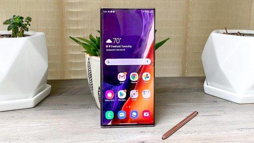 三星Galaxy Note 20 Ultra