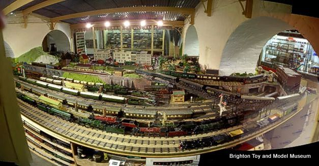 CategoryModel Railway Layouts The Brighton Toy And