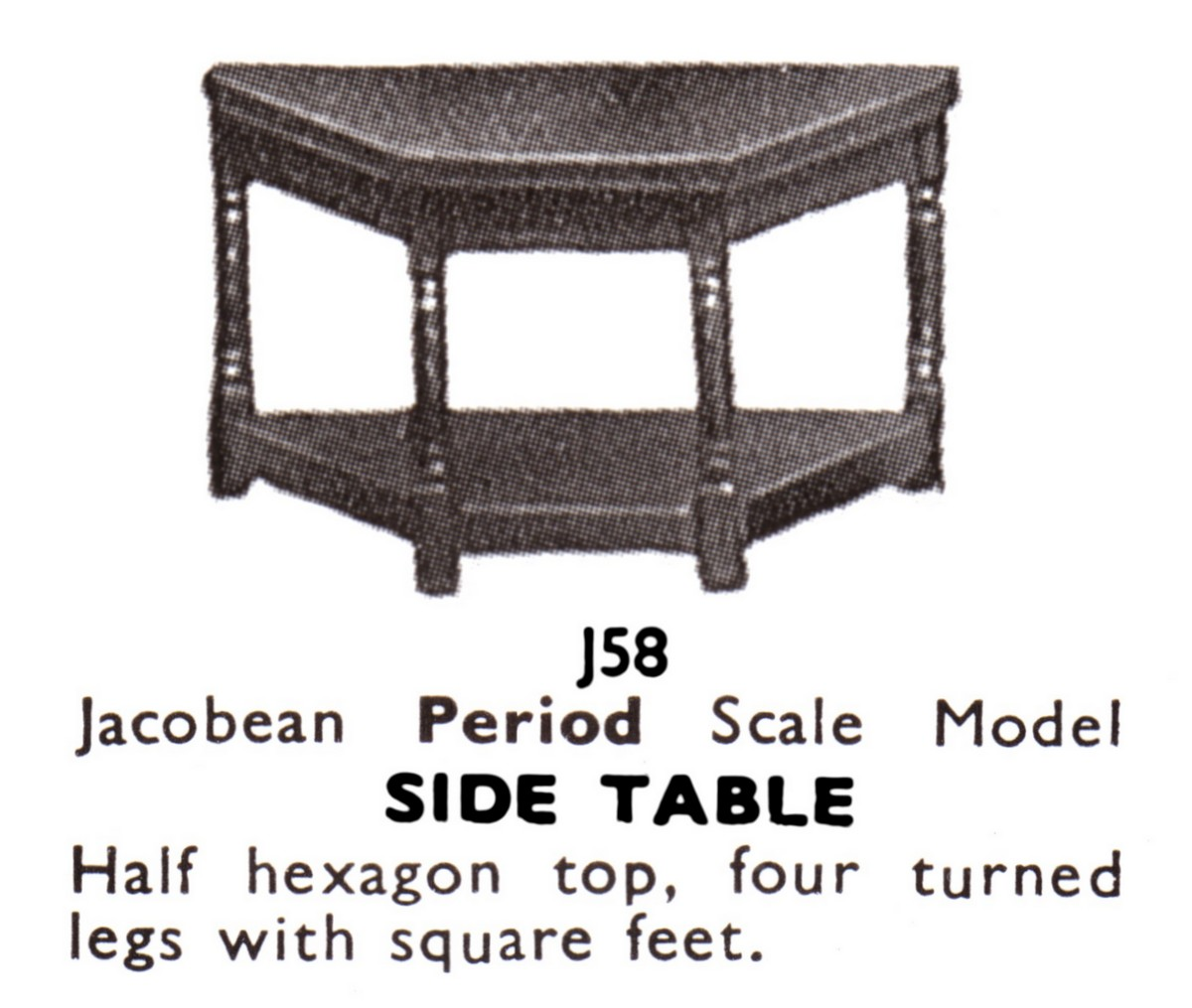 Category Period Scale Model Dolls Furniture