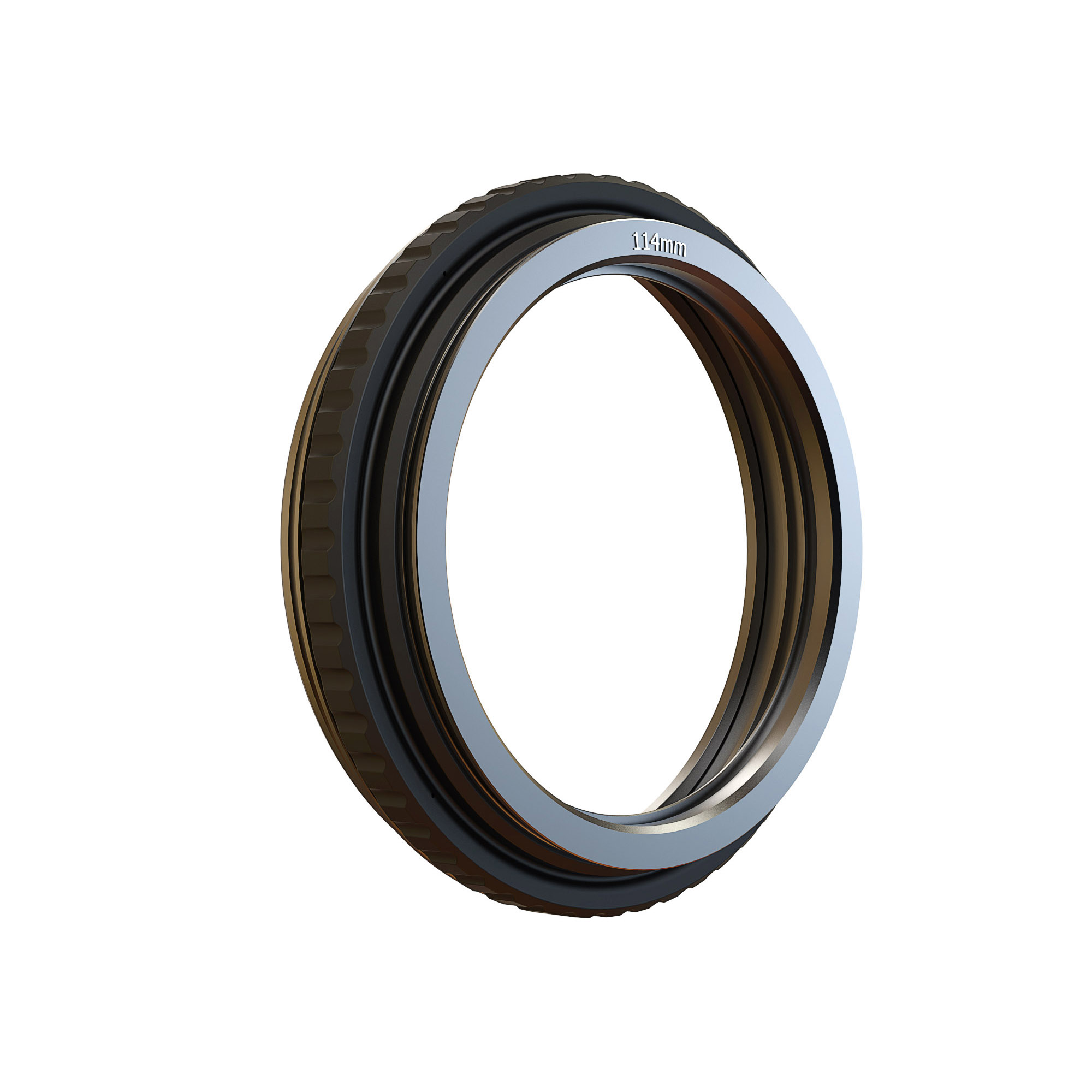 B1250.1001 143mm Donut 114mm Threaded Ring 1