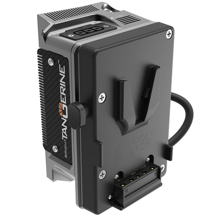 B4001.1002 Alexa Mini Power Distribution Module V Mount 1