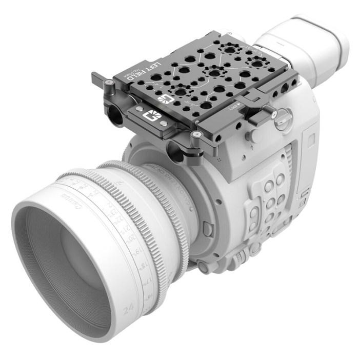 B4005.0002 Canon C200 Sliding Topplate 9