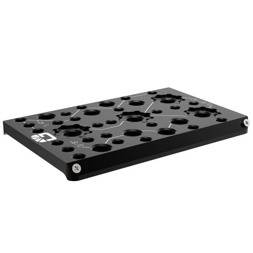 B4003 1008 Left Field Dovetail Plate 2