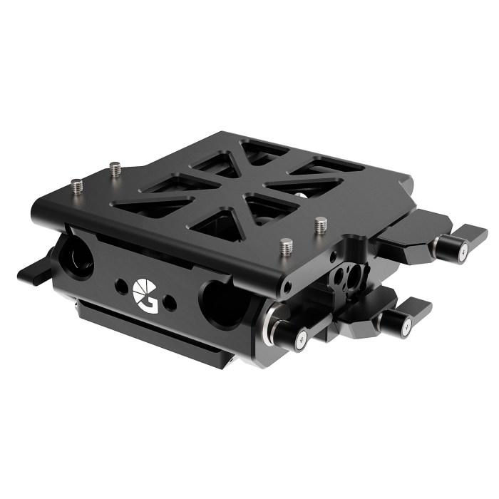B4001.0003 Alexa Mini Left Field QR Baseplate 1