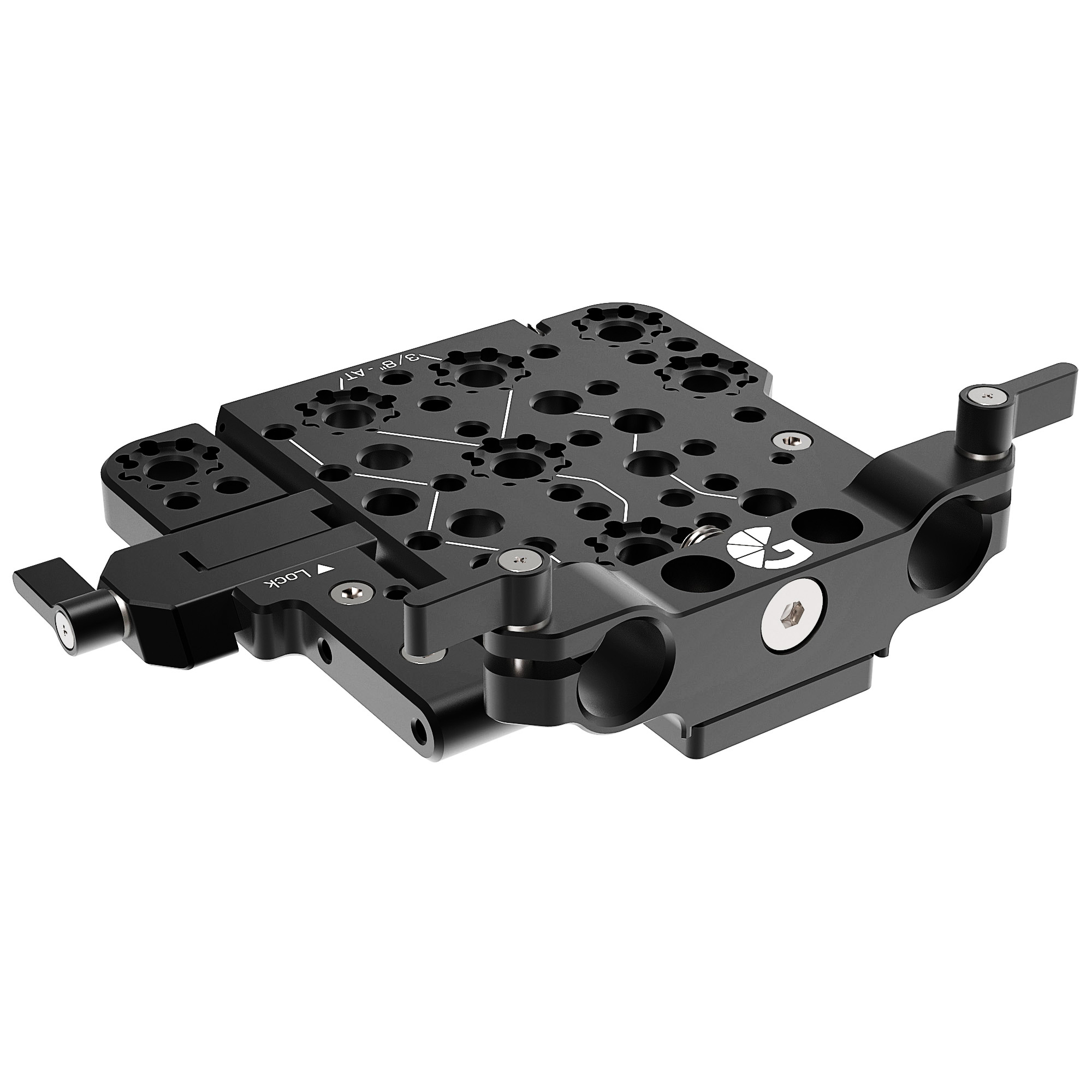 B4001.0004 Alexa Mini Left Field Sliding Top Plate 2