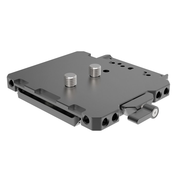 B4002.0001 Left Field Baseplate for DSMC2 2