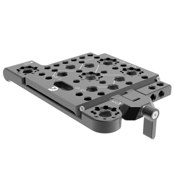 B4002.0003 Left Field Top Plate for DSMC2 1