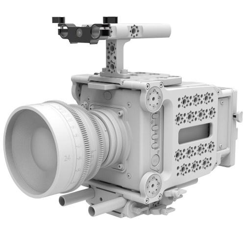 B4003.1010 Left Field Universal 15mm LWS Bracket 4