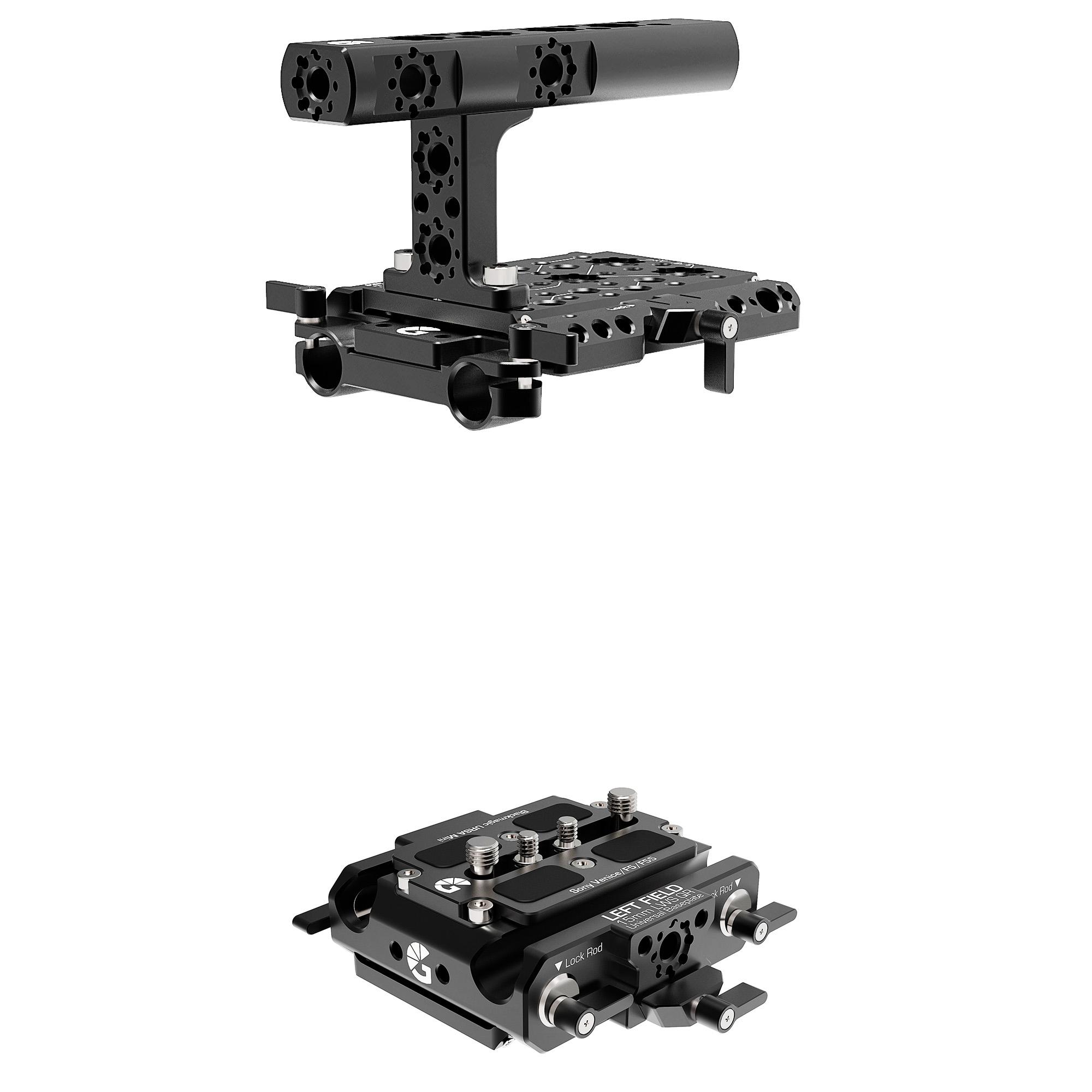 B4007 0003 BMD Ursa Mini Left Field Sliding Kit 1