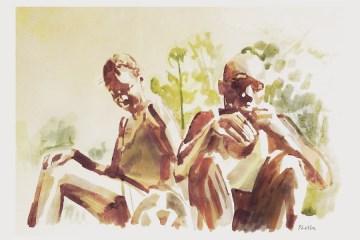 George Washington (David Gordon Green, 2000)   art by Tony Stella