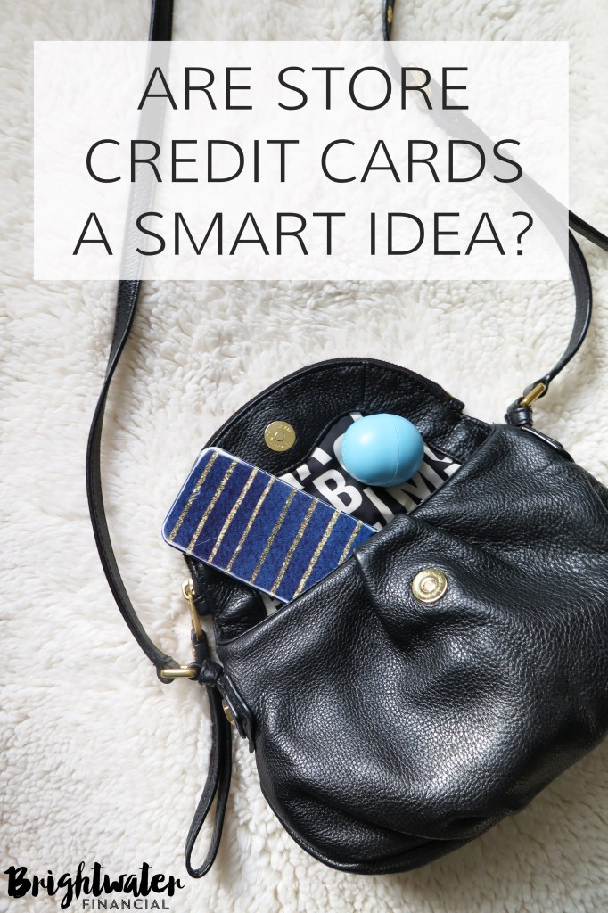 Are store credit cards a smart idea