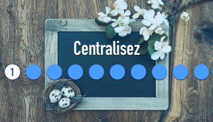 Centralize your data with Amise