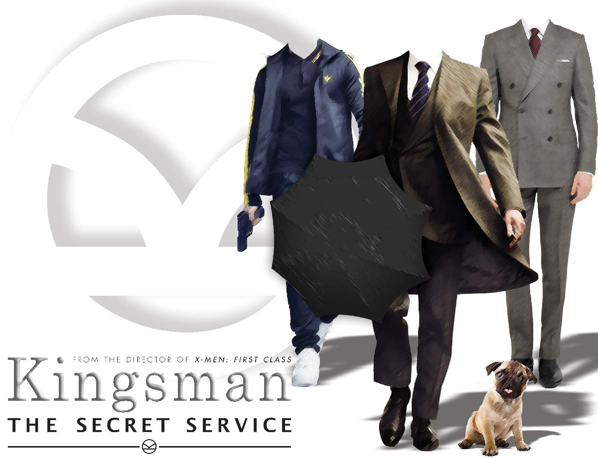 Talenthouse competition for the movie Kingsman the Secret Service