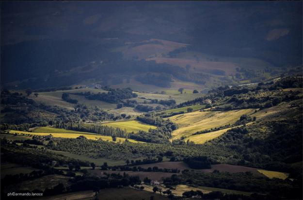 Umbria, Italy by Armando Lanoce