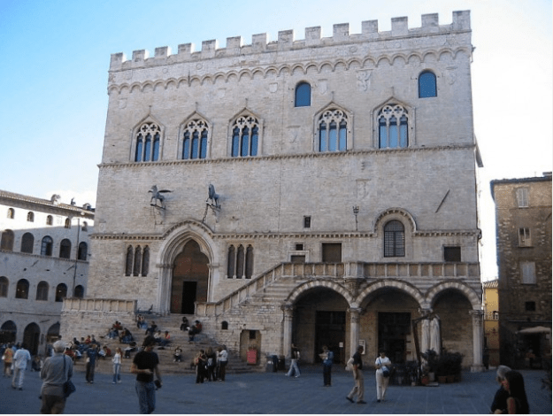 classical music in perugia