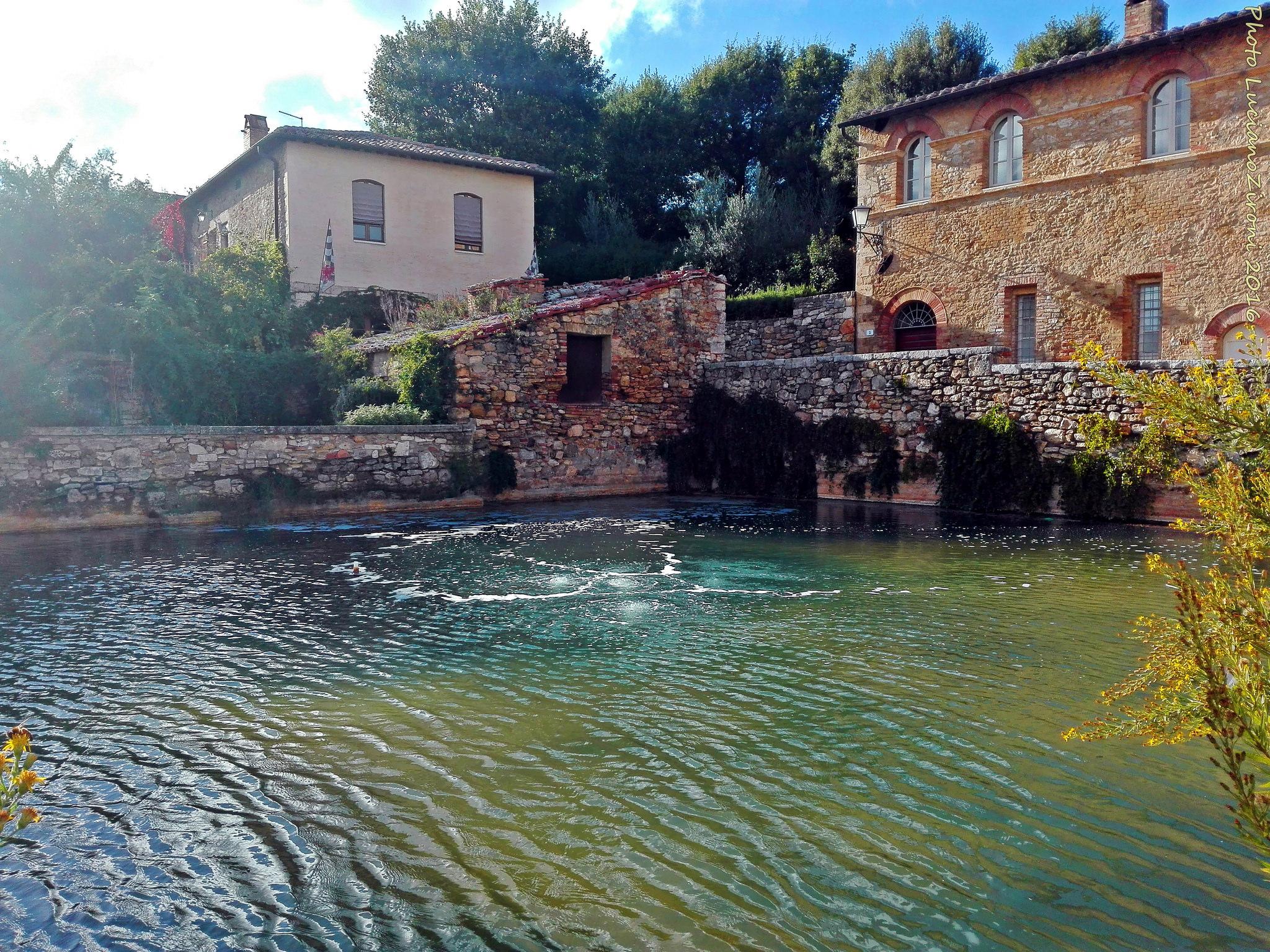 Brigolante holiday rentals in assisi umbria self - Le terme bagno vignoni hotel ...
