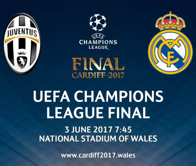 Ucl Final Match Preview Real Madrid Vs Juventus