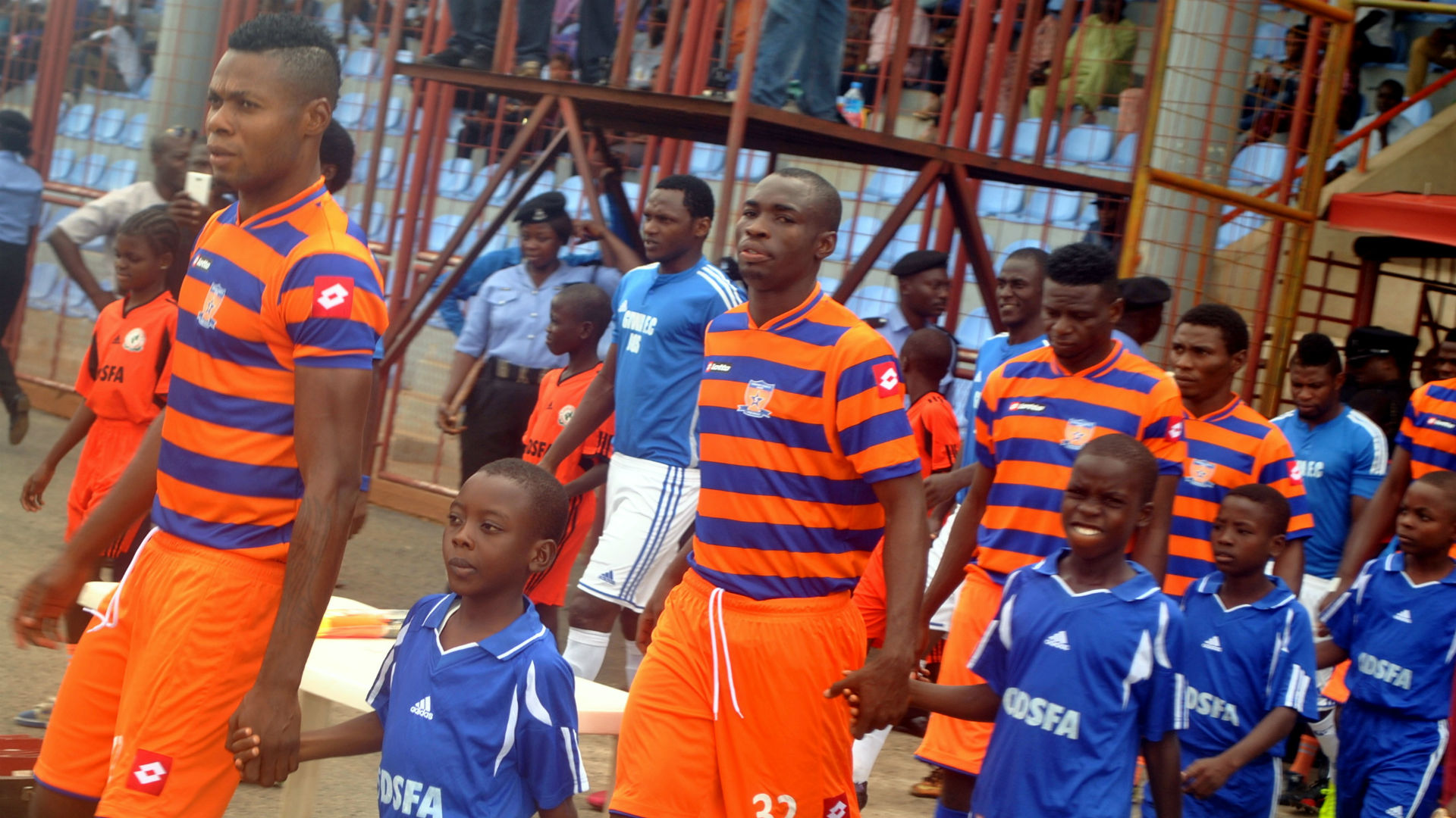 Npfl: Abia's Haul Gives Sunshine Maximum Three Points