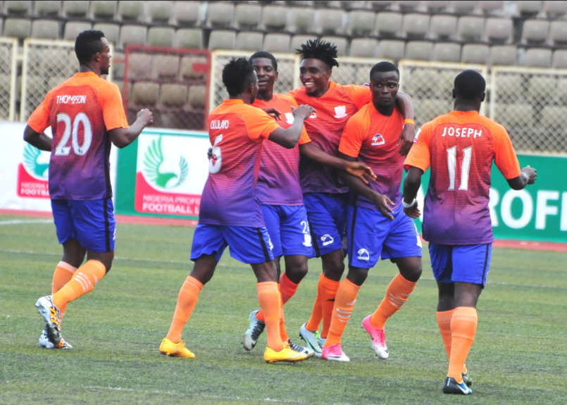 Sunshine Stars' striker agitates for league resumption behind closed doors - Latest Sports News In Nigeria
