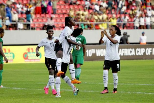 Image result for WAFU: Ghana Queens edge out Nigeria 5-4 on penalties