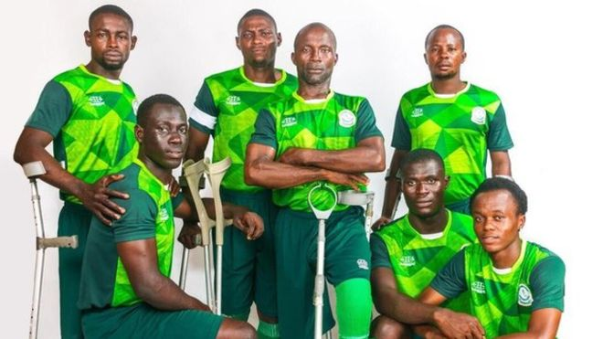 Canaf Angola 2019: Amputee Football Team Appeals For Support